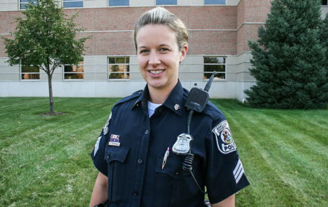 Getting to know new OUPD Lieutenant Nicole Thompson