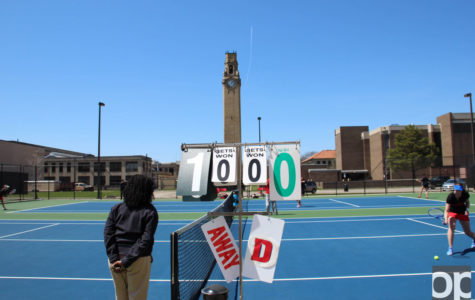 Oakland tennis earns spot in Horizon League Championship