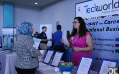 Career Fair produces networking opportunities for thriving students