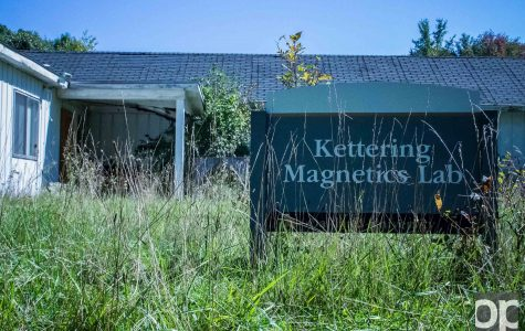 Kettering Magnetics Lab and Observatory quietly torn down