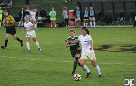 Oakland 2 Cleveland State 3: Women's soccer drops close one at home