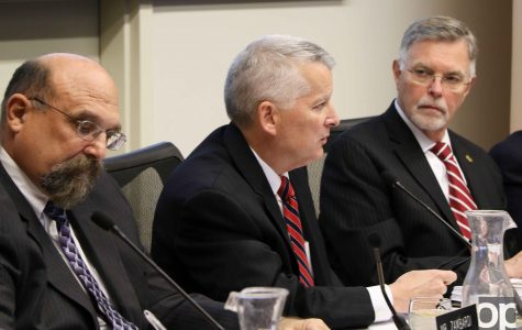 Presidential search committee to have no student representation