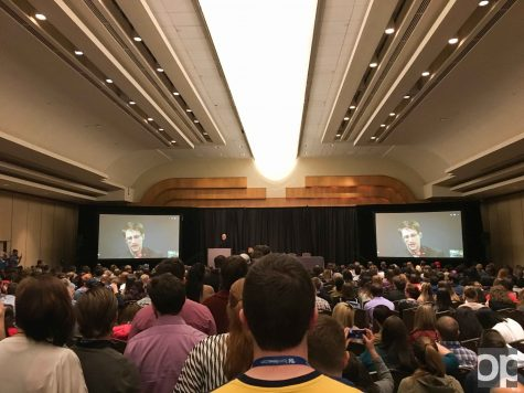 What I learned from my first college conference