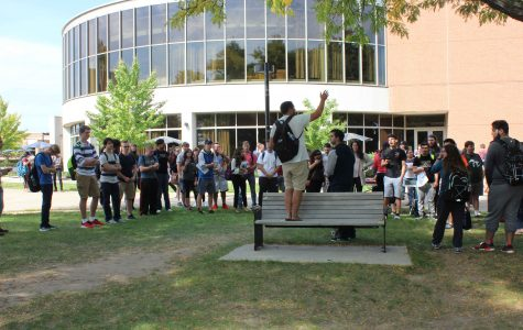 Student Code of Conduct, free speech policies changed without student notification