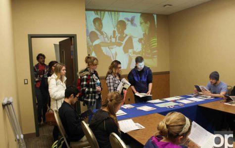Peace Corps info session explores post-graduation options