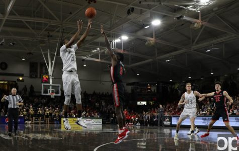 Men's basketball ends non-conference play with win over SEC