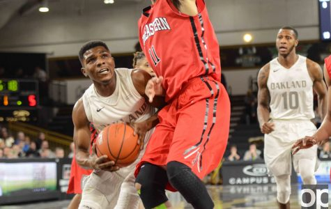 Offensive struggle gives men's basketball their first Blacktop loss of the season