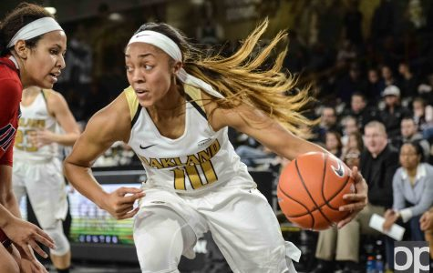 Women's basketball extinguishes the Flames in Horizon League opener