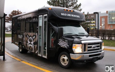 Bear Bus Express Route to alleviate parking problems