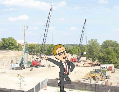 SATIRE: OU to name new building after Drew Carey