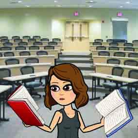 SATIRE: Professor misses class thinking school starts next week