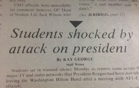 Looking back: Students in D.C. during assassination attempt