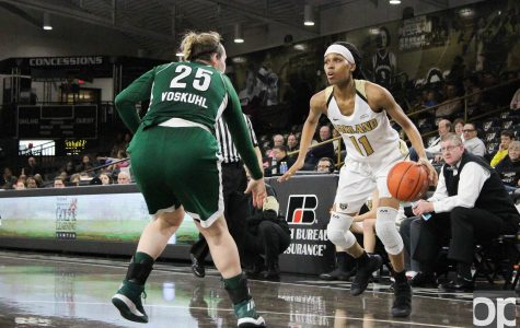 Offensive woes strike women's basketball once again