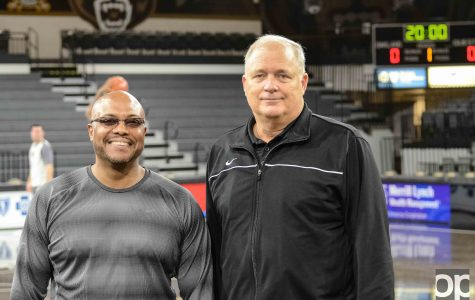 Men's basketball adds two new coaches this season