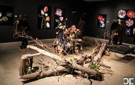 Hiberna Flores newest exhibit at OU Art Gallery