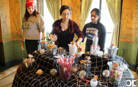 The making of the Meadow Brook Ball
