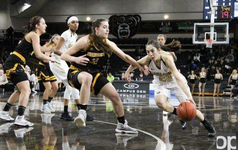 Women's basketball beats UWM Panthers