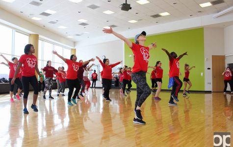 Go Red Week concludes with first annual Go Red Dance Jam