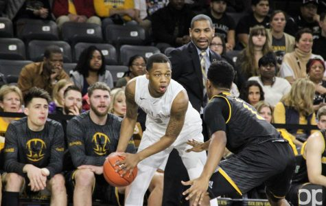 Daniels contributes more than just statistics to the men's basketball program