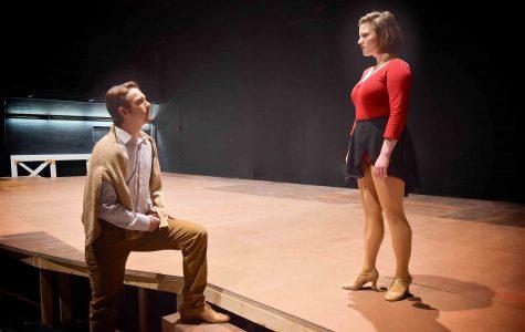 'A Chorus Line' dazzles its way onstage