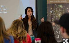 Students volunteer to combat human trafficking