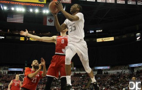 Motor City sadness: Top-seeded Oakland stunned by No. 9 YSU in quarterfinals