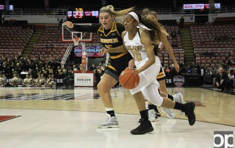 Motor City sadness continues with women's basketball's loss in the quarterfinals