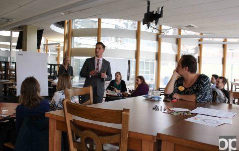 The 'OU human': Dartlet workshops aim to strengthen marketing