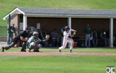 Baseball tops EMU in home-opener slugfest