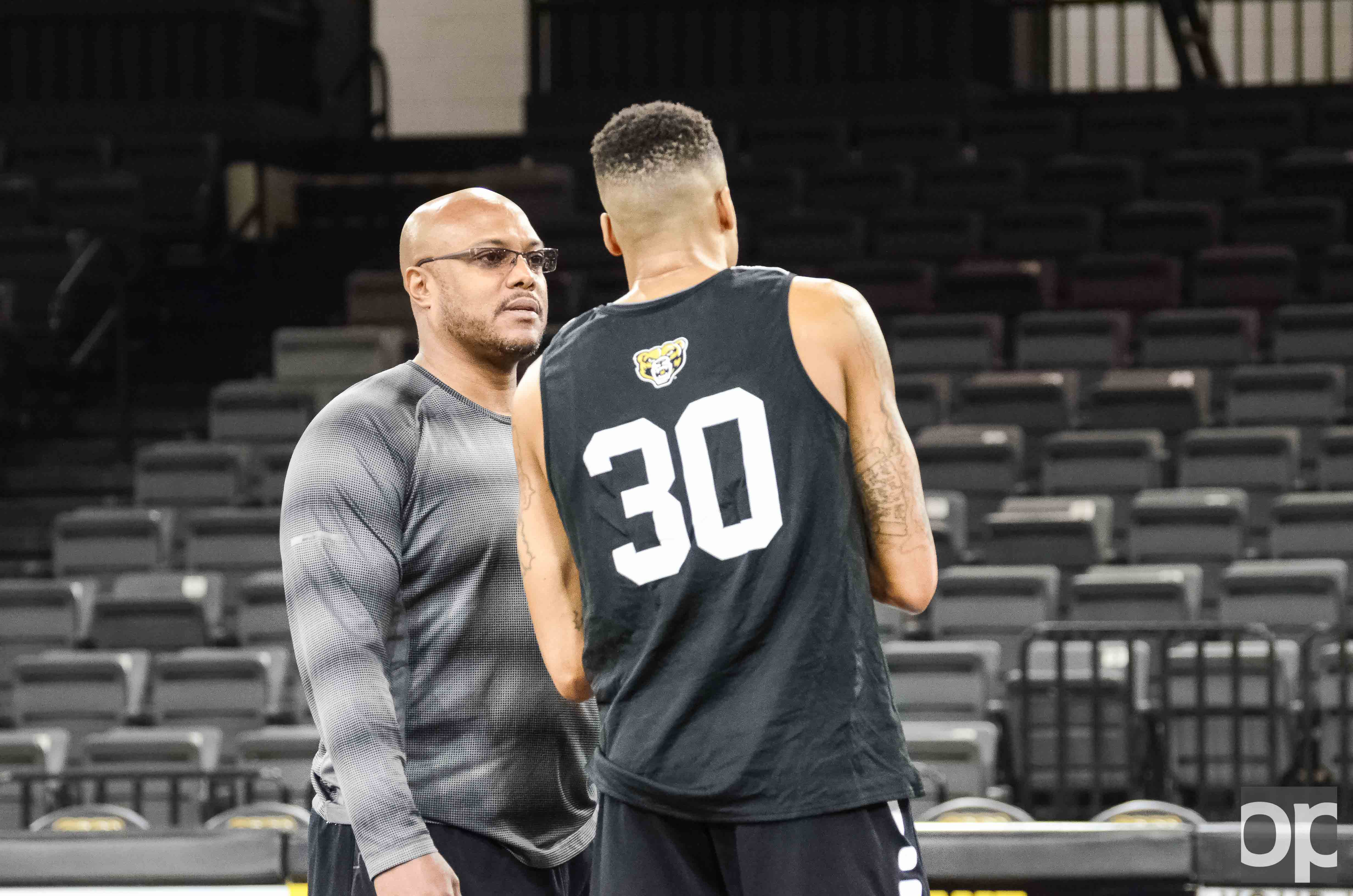 Oakland men's basketball assistant coach Cornell Mann will be joining the University of Missouri as assistant coach.