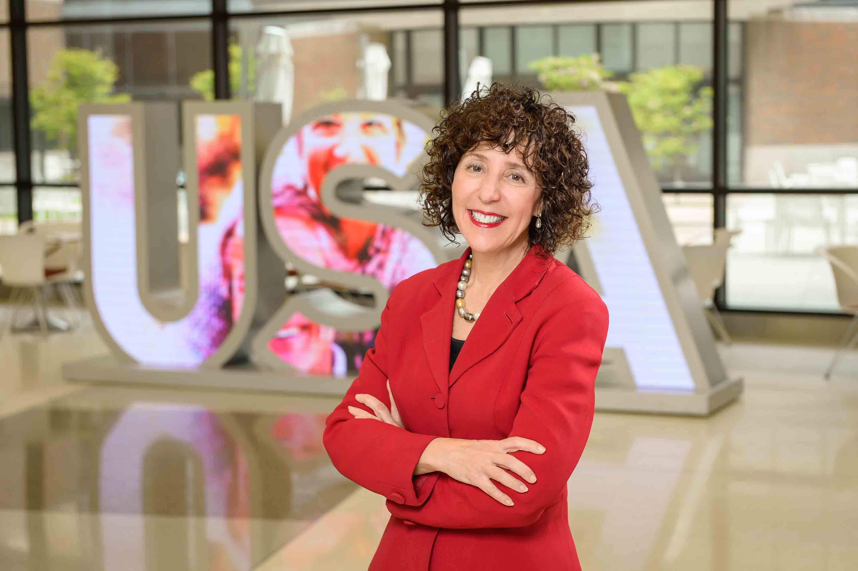 Ora Hirsch Pescovitz is one of two finalists for Oakland University's presidency.