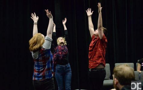 Theatre students to perform thoughts on presidential election