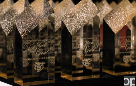 Third annual Black and Gold Awards hit Fox Theatre