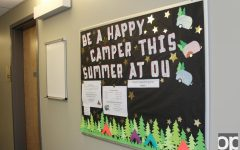 How campus life changes in the summer