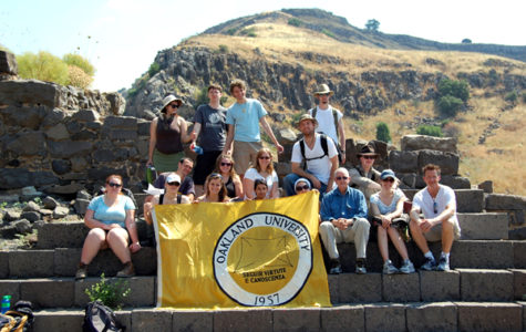 Dig in Israel attracts OU
