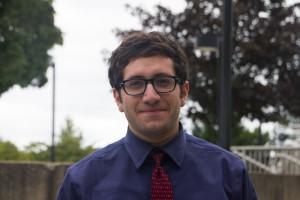 Student profile: Piecing it together — Fadi Sallan