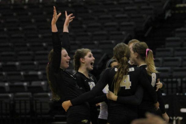 """To beat (CMU) in four is outstanding for a new team with fresh players and huge intensity,"" Team Captain Taylor Humm said. ""It was just wonderful. A great win."""