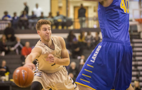 Oakland University defeats Lake Superior State 88-62 in exhibition finale
