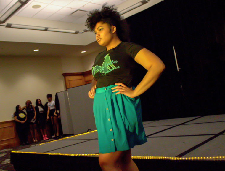 OU Got Style- Working it on the runway