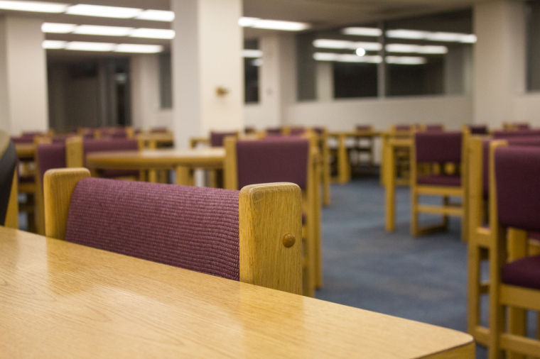 Kresge after midnight: Night owls give advice