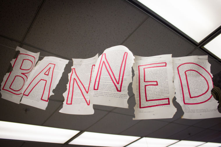OU Writing Center celebrates banned and challenged books