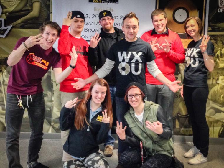 "WXOU receives ""Best College Radio station"" award for third year"