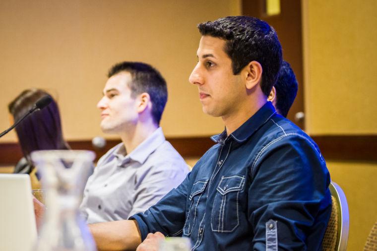 Brandon Hanna prepares to make way for next OUSC president