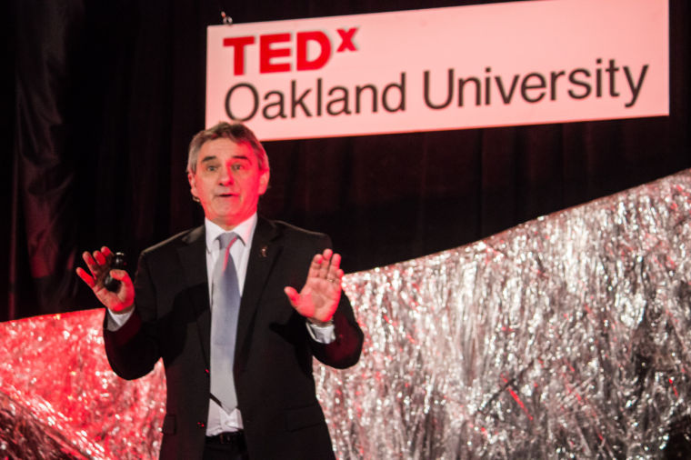 Oakland University's first TEDx event is a success