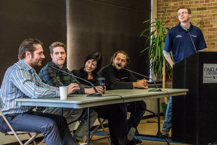 Pure Michigan Panel invites Detroit professionals to share experiences, opportunities