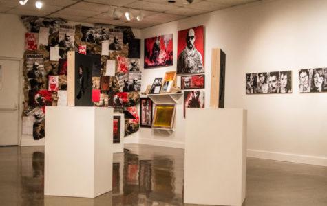 Senior Thesis Graphic Design and Studio Art Exhibition