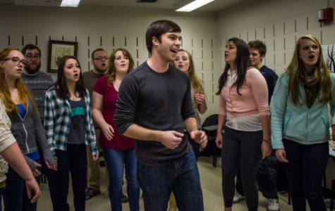 A capella group Gold Vibrations lets students bond, enjoy music