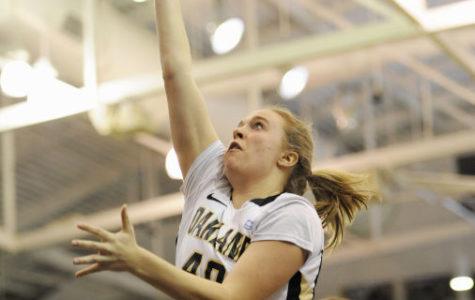 Watterworth reflects on illustrious women's basketball career