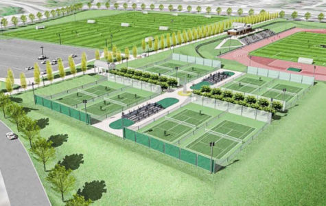 Oakland University on track in athletic construction