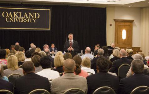 George W. Hynd named OU's next president